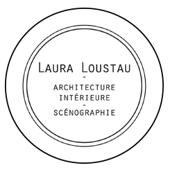 Laura Lousteau - architecture intérieure - Paris