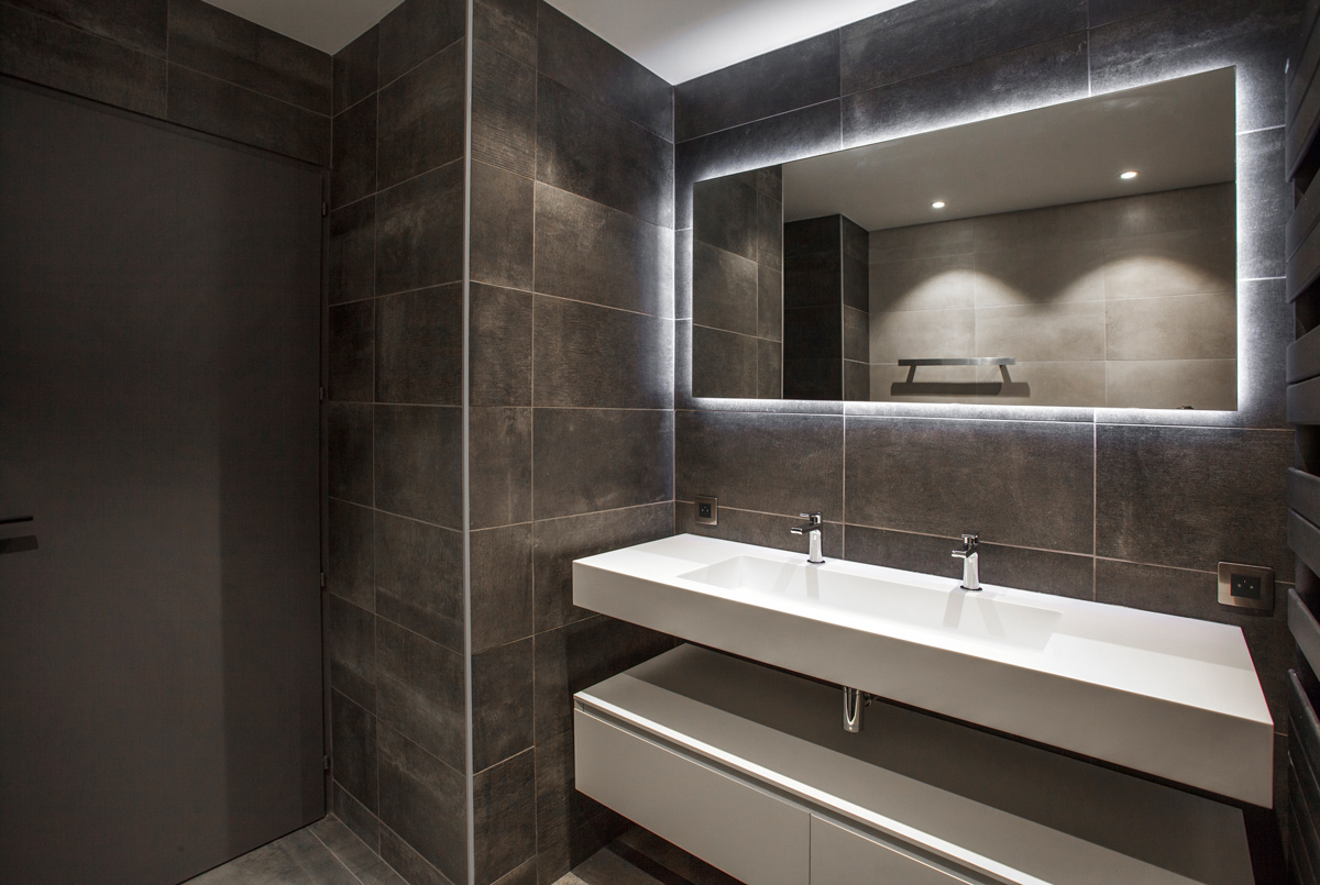 Photo de la salle de bain