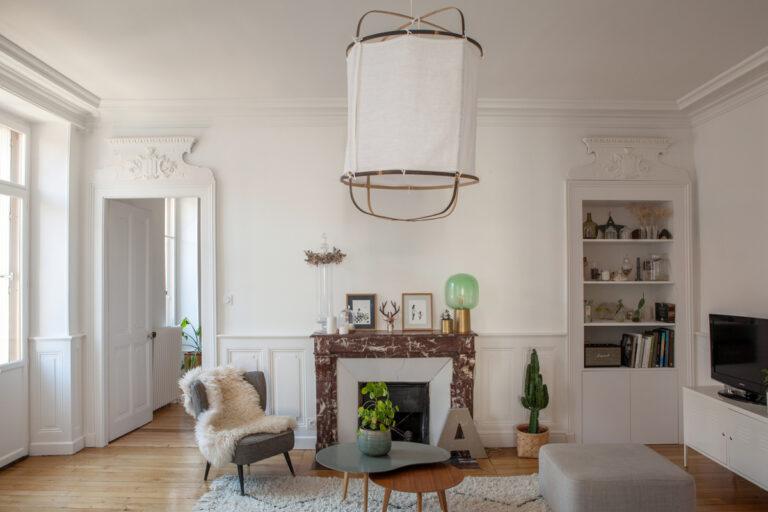 Haussmannian Style apartment